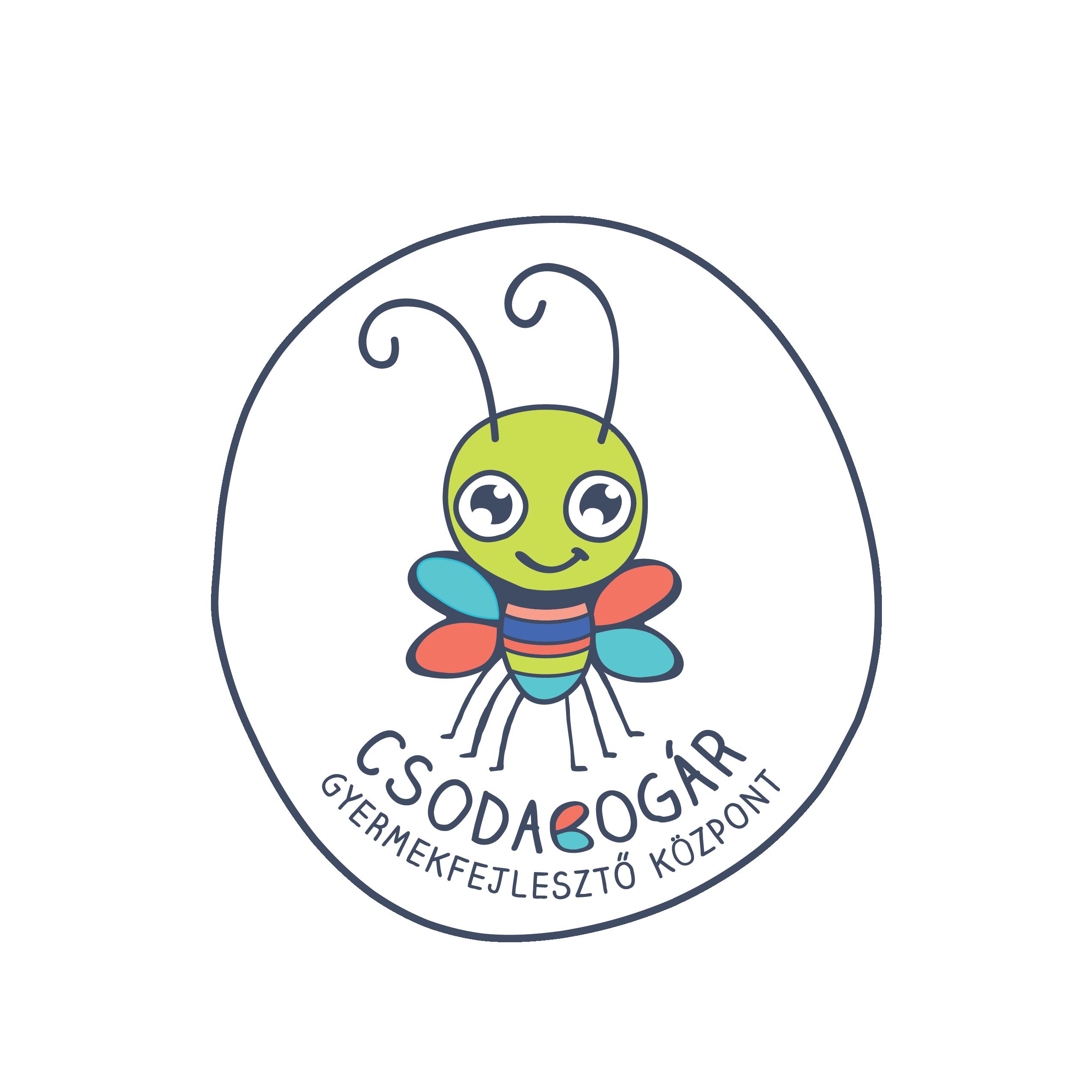 Csodabogár Gyermekfejlesztő Központ - Logo