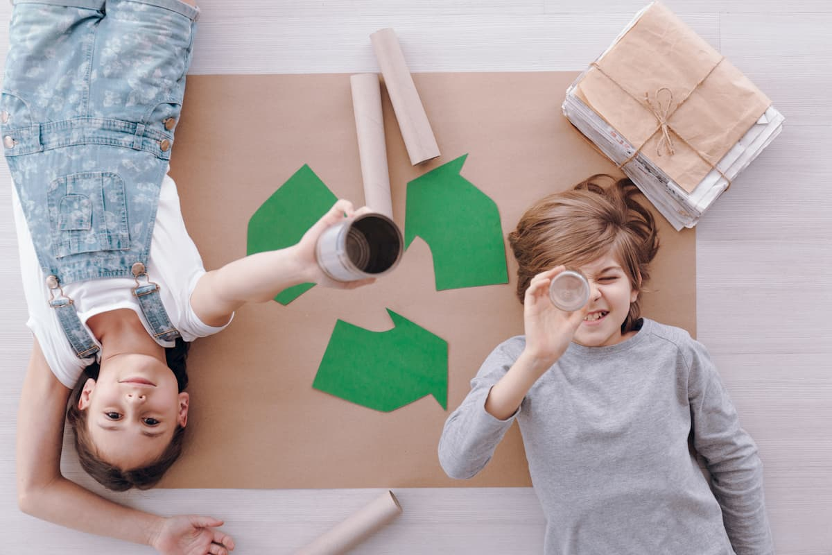 Limlom - újrahasznosító tábor